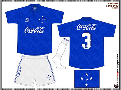... Cruzeiro Esporte Clube (H) 2 Coca-Cola Finta 4afc517bf9ad9